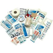 First Aid Kit Refill Pack Sports Refill
