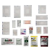 Outdoor First Aid Kit Refill Pack Small