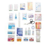 First Aid Kit Refill For 2 Shelf Kit No Meds