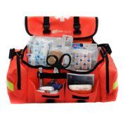 Emergency Response Trauma Bag First Aid Kit Complete
