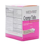 Medifirst Cramp Relief Tablets Industrial Packets