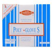 Food Service Type Disposable Polyethelyne Gloves 100/box