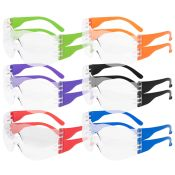 Intruder Small Safety Glasses Variety Pack (12/Bx)