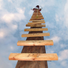 640px ladder to sky escalera al cielo stairway to heaven