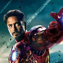 Tony hand updated robert downey jr drops major marvel hint iron man 4 or age of ultron trailer