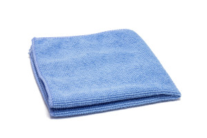 Small Lightweight All-Purpose Microfiber Towel (10 in. x 10 in.)