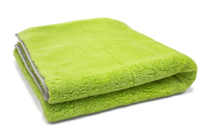 Autofiber Motherfluffer Mega Plush Detail Towel 22''x22'' - Great for Drying, Dusting and Rinseless Wash
