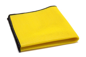 Micro Mesh Microfiber Scrubbing Towel (16''x16'')