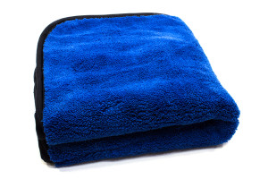 The Blue Whale - Extra Heavy Microfiber Car Towel (16 in. x 16 in.)