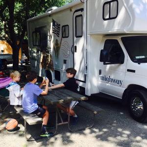 explore california kids rent an rv orange county