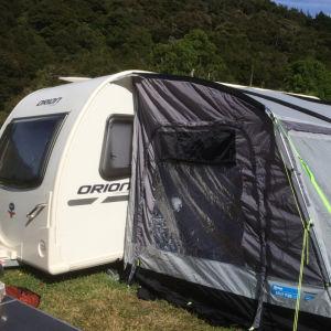 tauranga airshow caravan rental