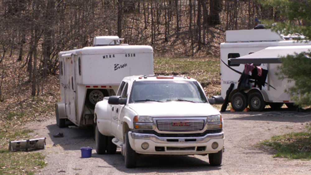 Big Oaks equestrian campsite