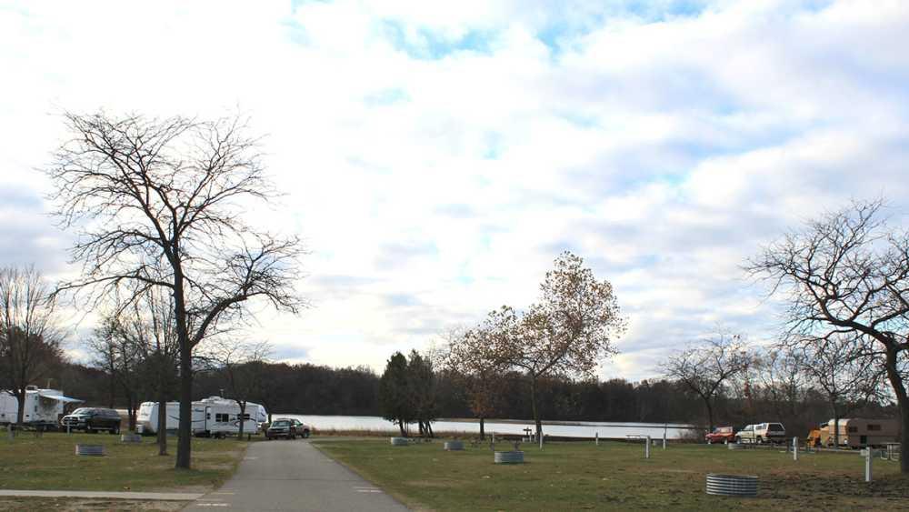 Bishop Lake campground