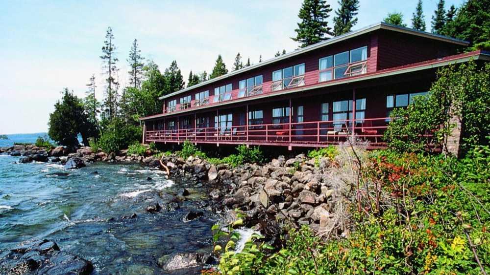 Rock Island Lodge Isle Royale