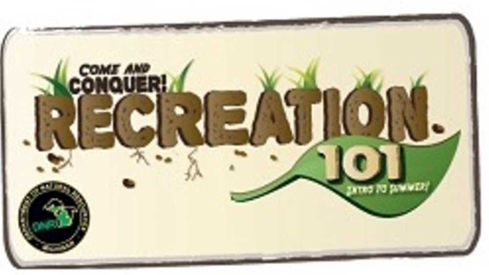 DNR, Recreation 101 Logo