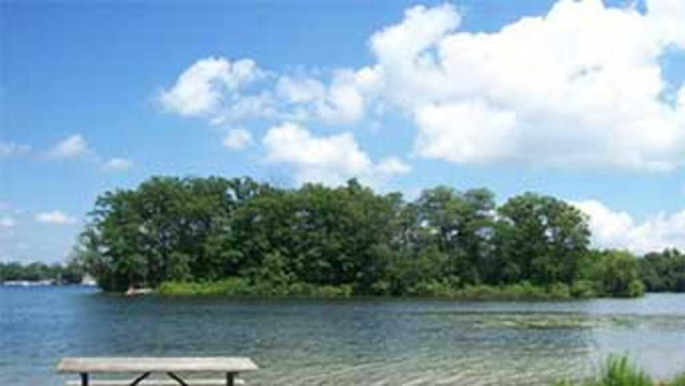 Island Lake Recreation Area Michigan