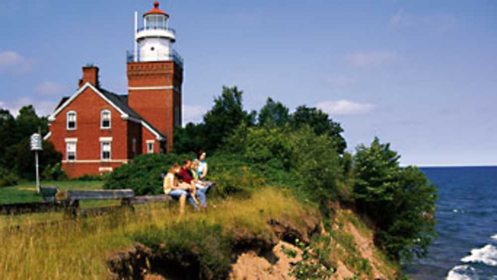 Big Bay Point Lighthouse Bed Breakfast Michigan