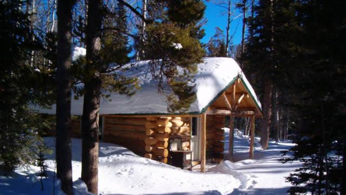 Louis Lake Lodge Near Lander Wyoming Lander Travel
