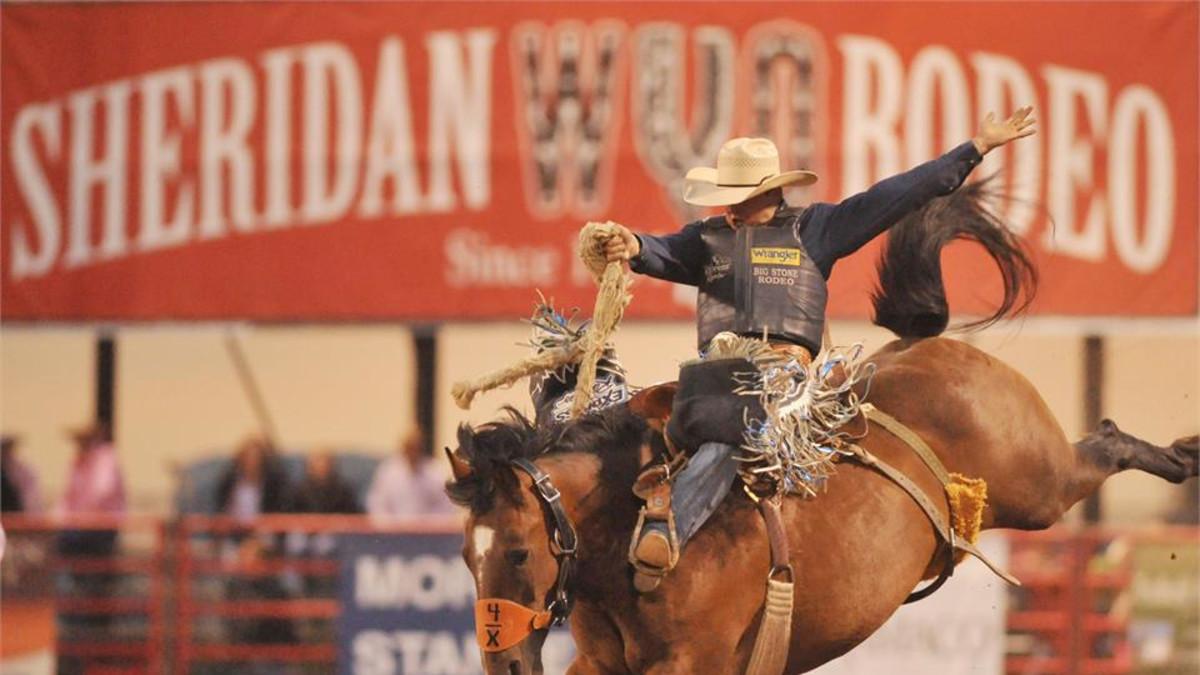 Sheridan Wyo Rodeo Sheridan Travel Wyoming That S Wy