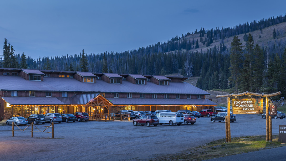 Togwotee Mountain Lodge Moran Travel Wyoming That S Wy