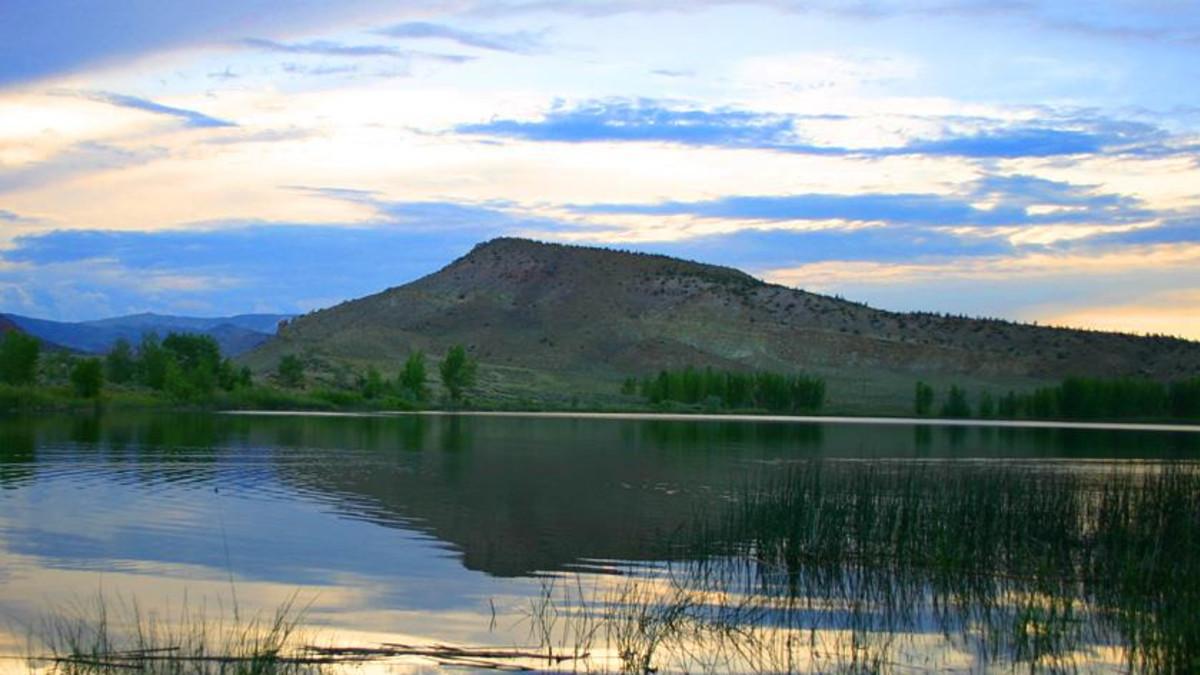 Grayrocks Reservoir Wheatland Travel Wyoming That S Wy