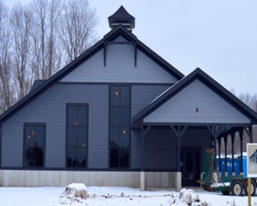 Thompsonville michigan for Iron fish distillery thompsonville mi