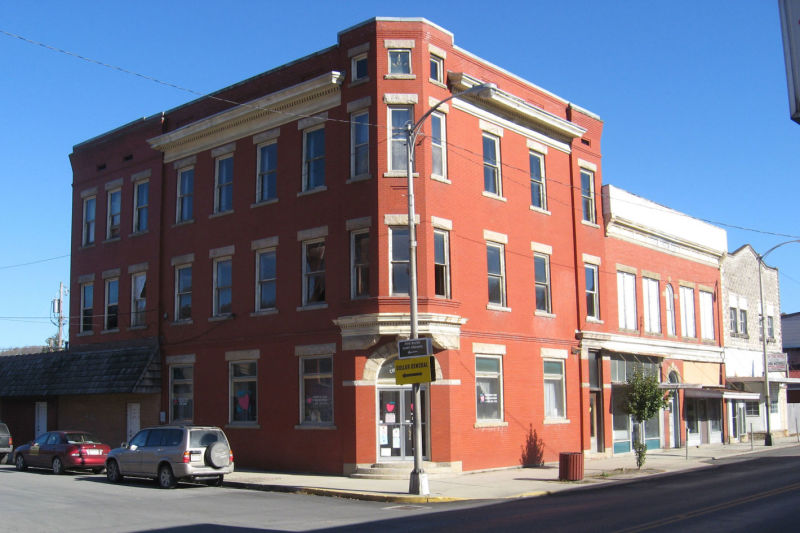 Tucker County Bank Building - Photo