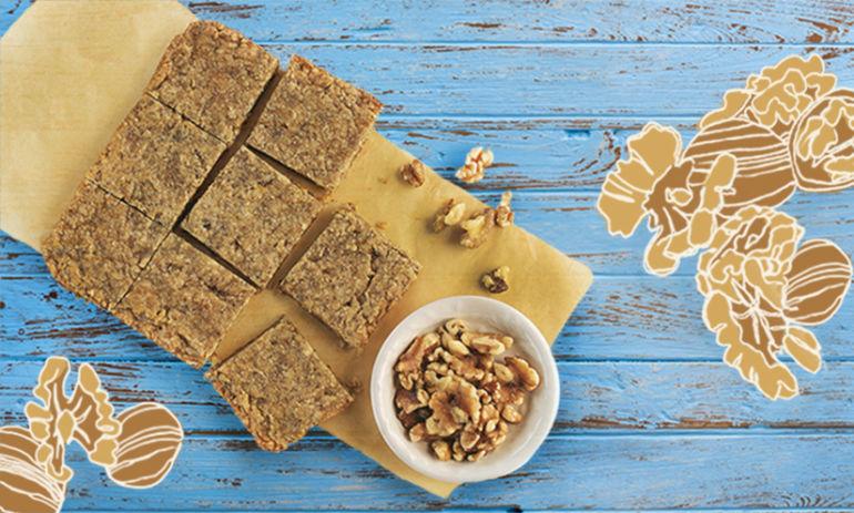 ... Dessert Recipe You'll Love: Maple Walnut Blondies - mindbodygreen.com
