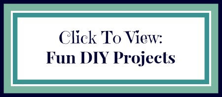 View Fun DIY Projects on The Mindful Shopper