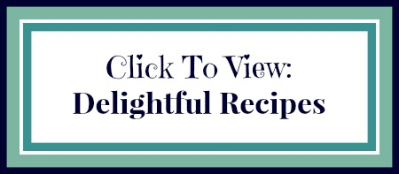 View Delightful Recipes on The Mindful Shopper