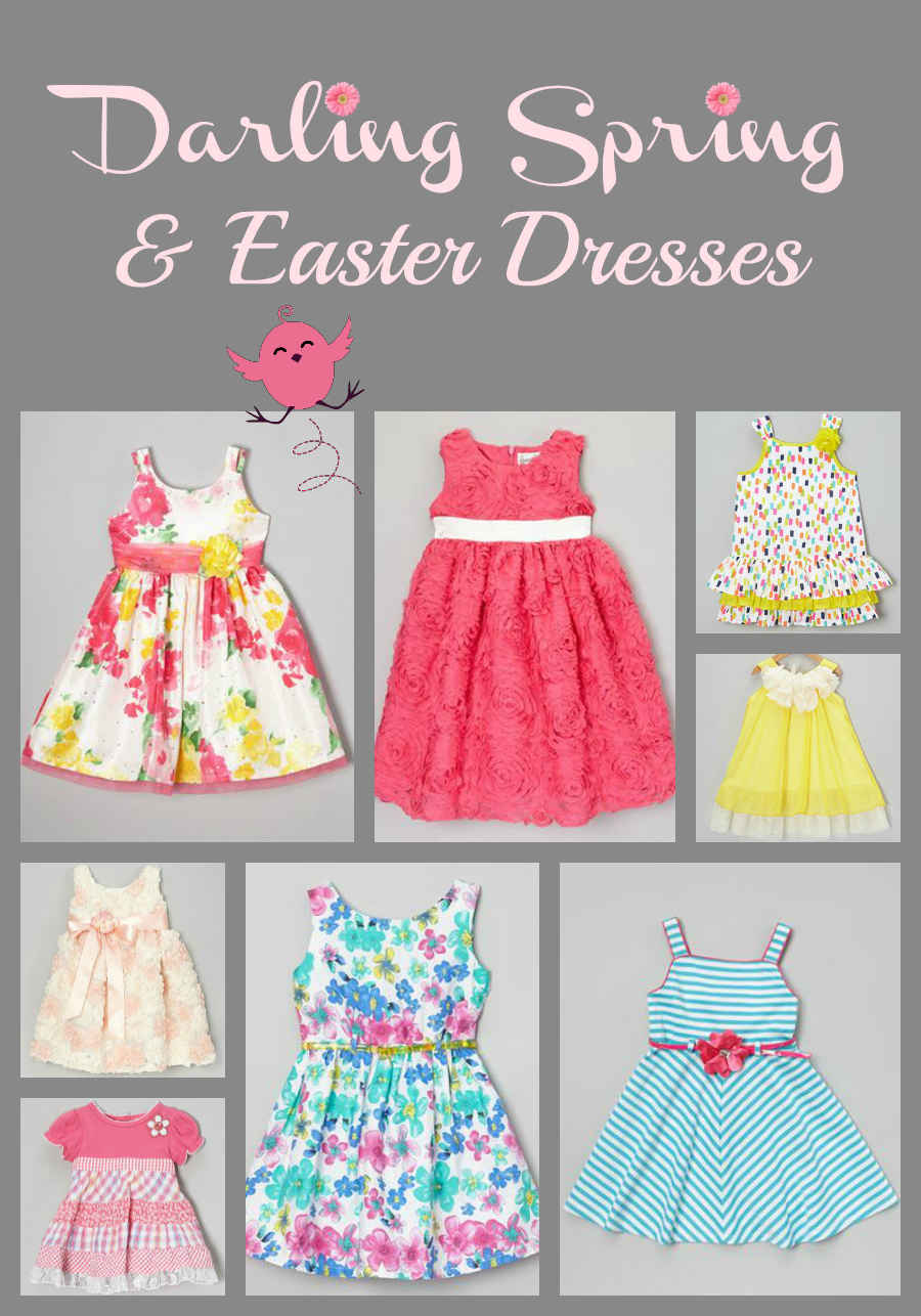 Darling Spring and Easter Dresses | The Mindful Shopper