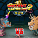 Mutant Fighting Cup 2 Hacked