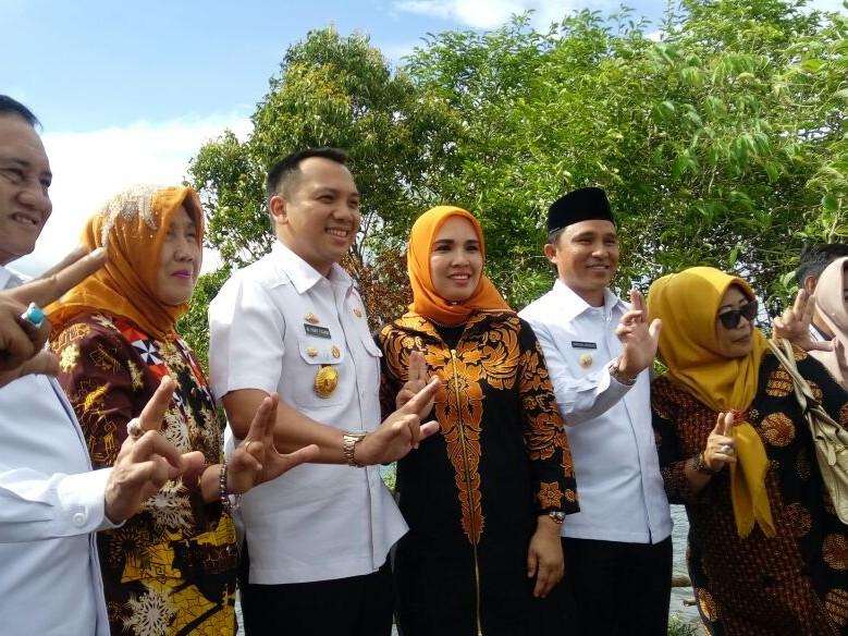 Gubernur Lampung Terus Tingkatkan Promosi Wisata Alam Lampung