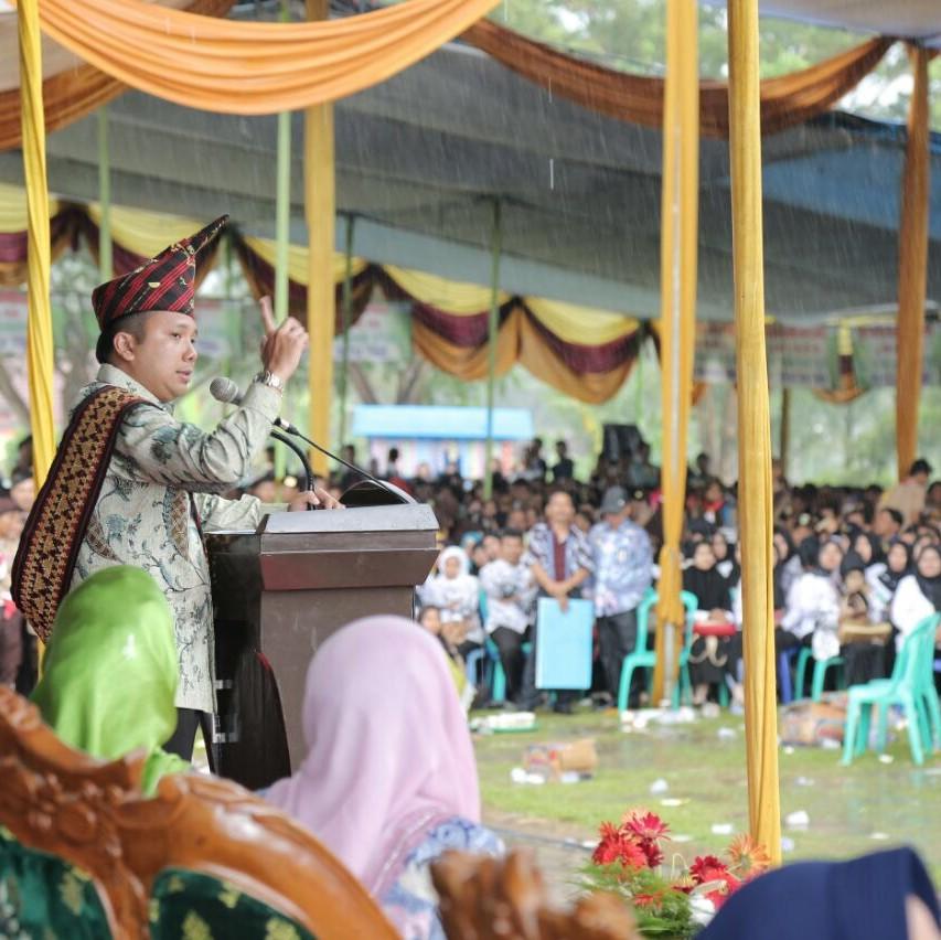 Gubernur Ridho Apresiasi Bupati Tanggamus Mampu Naikan IPP