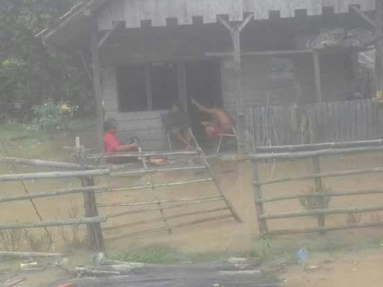 Enam Kecamatan di Way Kanan Terendam Banjir