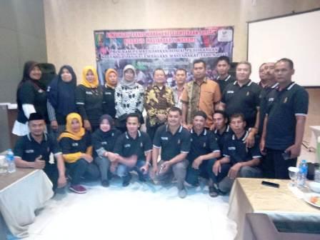 Dinsos Provinsi Lampung Gelar Bimtek WKSBM, Wujudkan Pembangunan Kesejahtraan Sosial