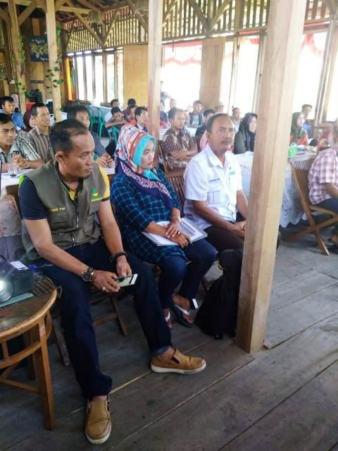 Direktorat Penanganan Fakir Miskin Pedesaan Gelar Bimtek KUBE-FM di Pesisir Barat