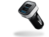 3.1 Amps 2 Port Smart Car Charger