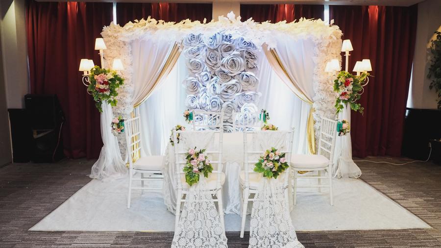Novi & Tri | Akad Nikah at Ibis Slipi Hotel - Jakarta 1