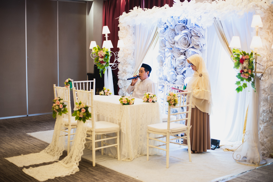 Novi & Tri | Akad Nikah at Ibis Slipi Hotel - Jakarta 7