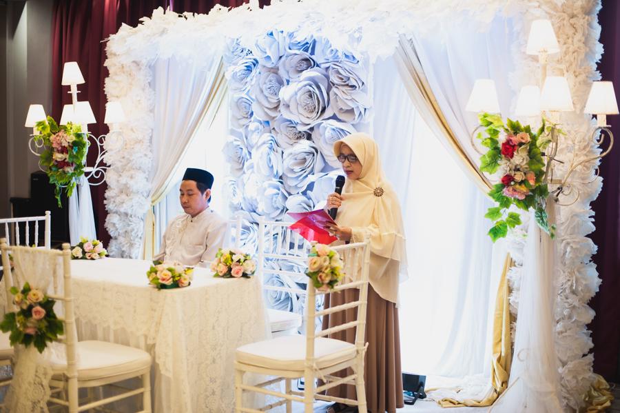 Novi & Tri | Akad Nikah at Ibis Slipi Hotel - Jakarta 10