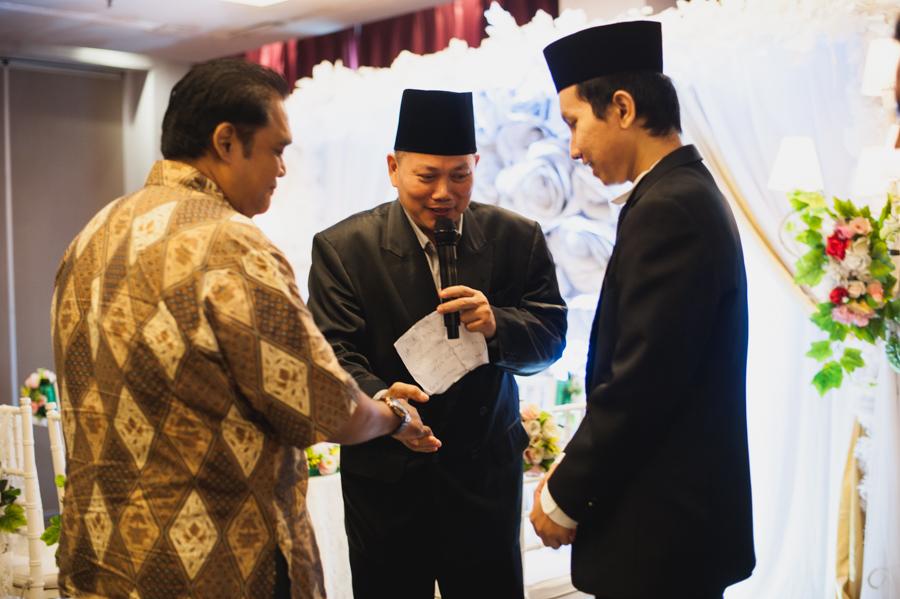 Novi & Tri | Akad Nikah at Ibis Slipi Hotel - Jakarta 14