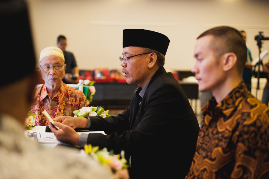 Novi & Tri | Akad Nikah at Ibis Slipi Hotel - Jakarta 19