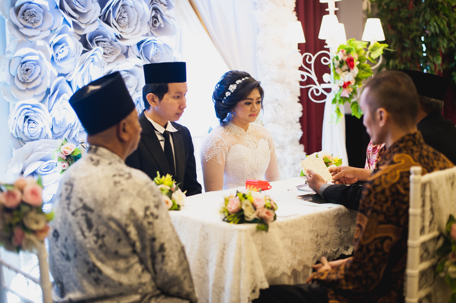 Novi & Tri | Akad Nikah at Ibis Slipi Hotel - Jakarta 20