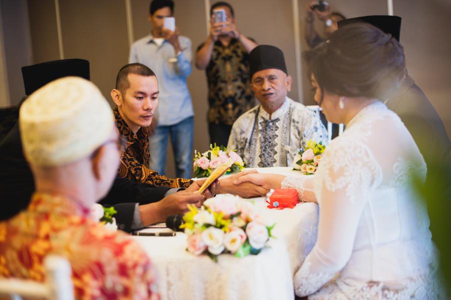 Novi & Tri | Akad Nikah at Ibis Slipi Hotel - Jakarta 23