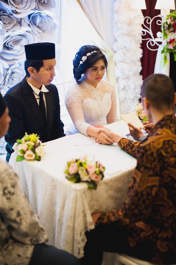 Novi & Tri | Akad Nikah at Ibis Slipi Hotel - Jakarta 24