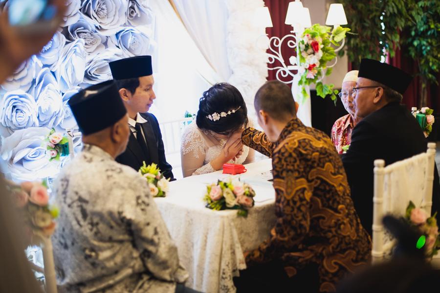Novi & Tri | Akad Nikah at Ibis Slipi Hotel - Jakarta 26