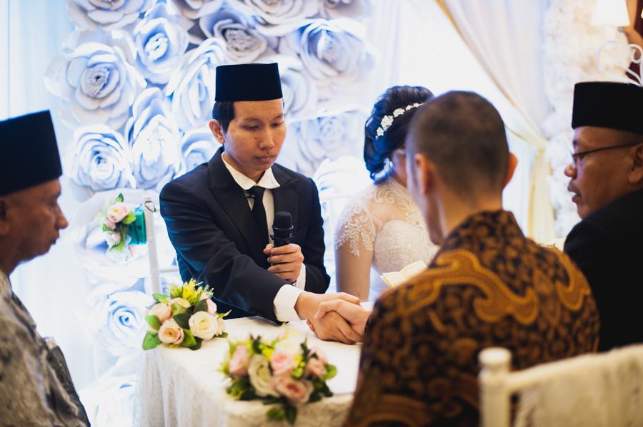 Novi & Tri | Akad Nikah at Ibis Slipi Hotel - Jakarta 29