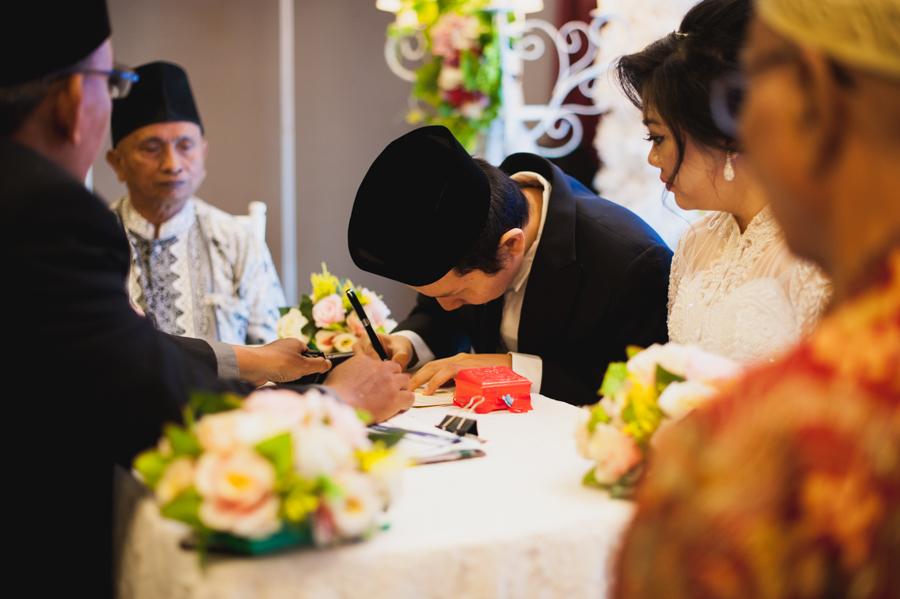 Novi & Tri | Akad Nikah at Ibis Slipi Hotel - Jakarta 31