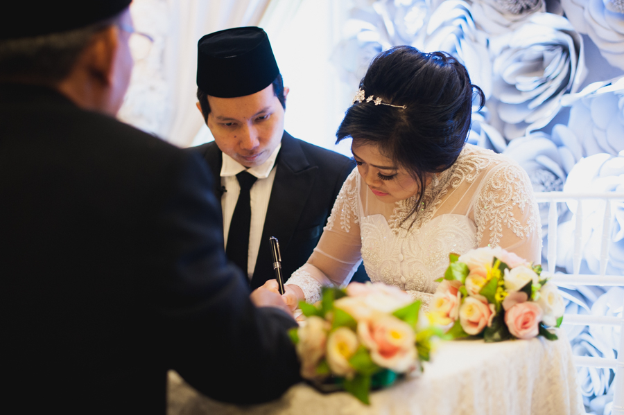 Novi & Tri | Akad Nikah at Ibis Slipi Hotel - Jakarta 32